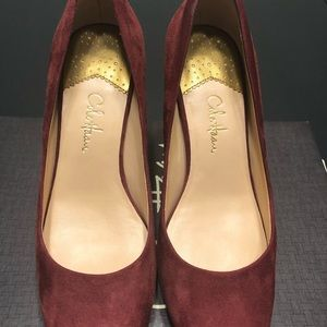 87e76b3fbe6e09 Cole Haan Shoes - Cole Haan Ambrose Air Pump Wine Sde Snake